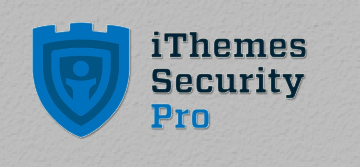 secure your website with iThemes Security Pro