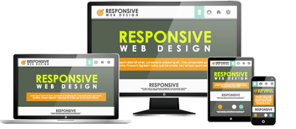 Responsive web design devices