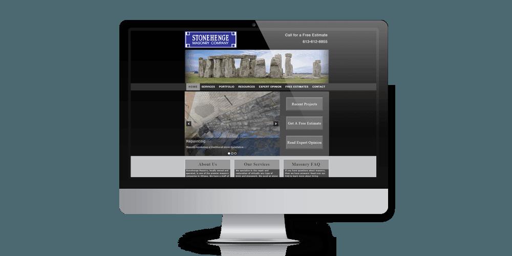 Stonehenge Masonry